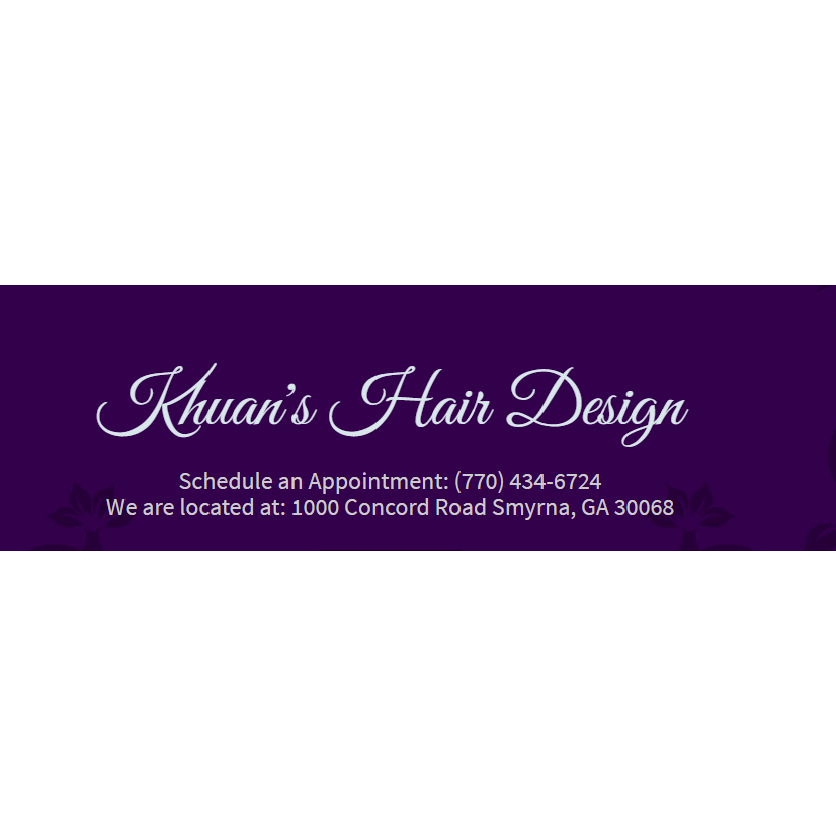 Khuan's Hair Designs