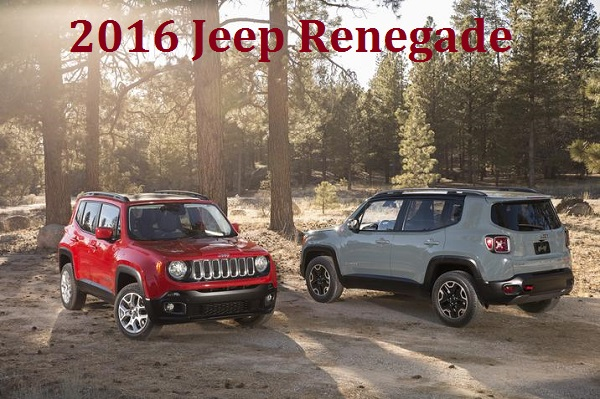 2016 Jeep Renegade For Sale in Appleton, WI