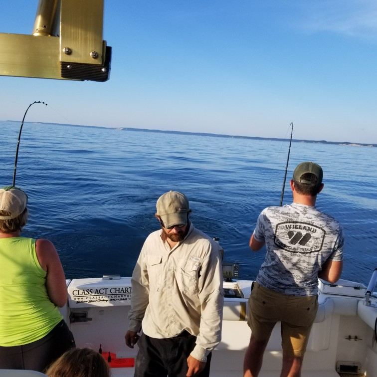 fishing charters, Class Act Charters Fishing Reports