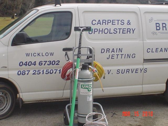 Brennan Cleaning Services / Wicklow Drains