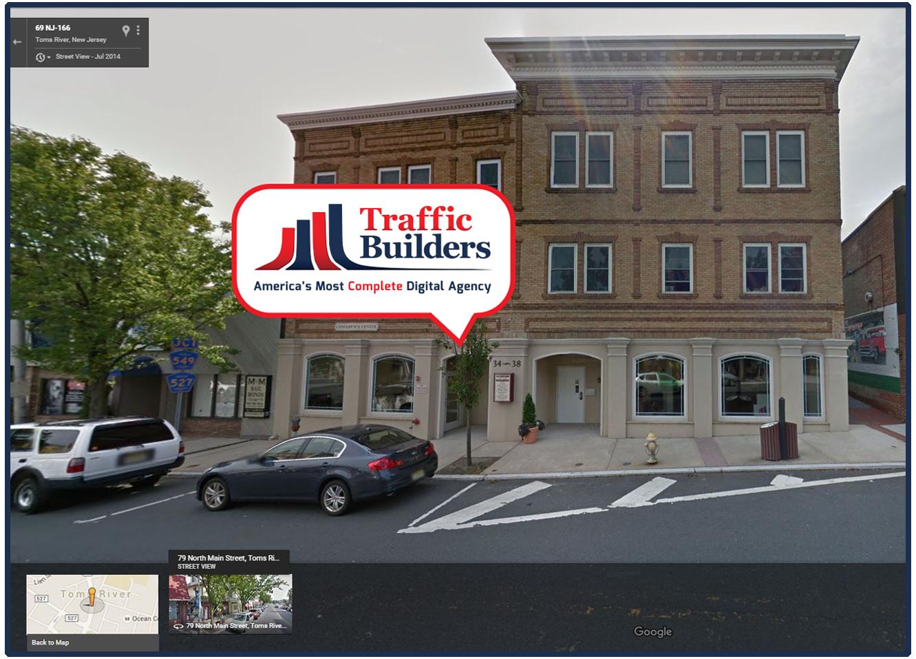 Traffic Builders Digital Marketing Agency image 1