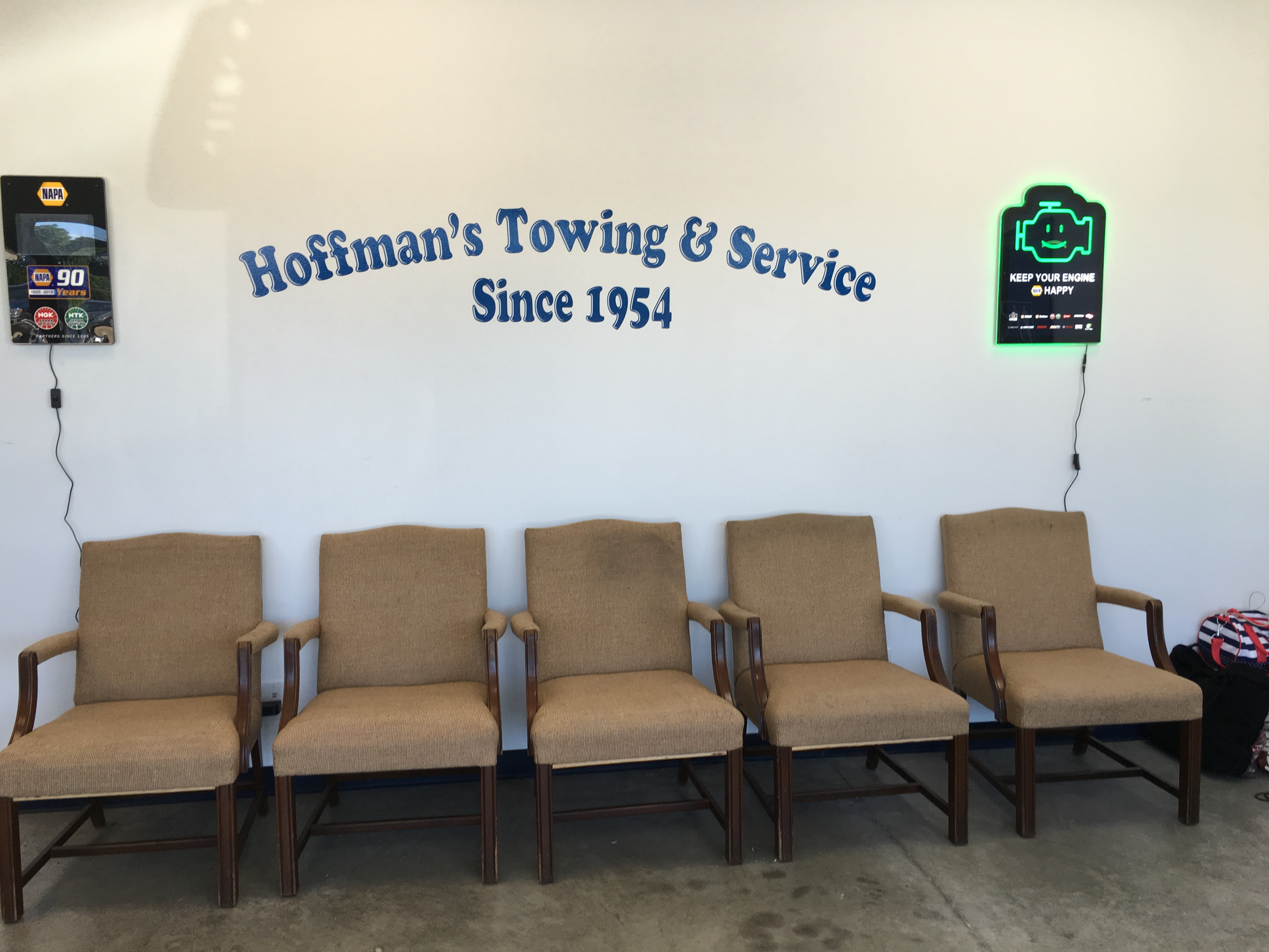 Hoffman's Towing & Service Inc image 2
