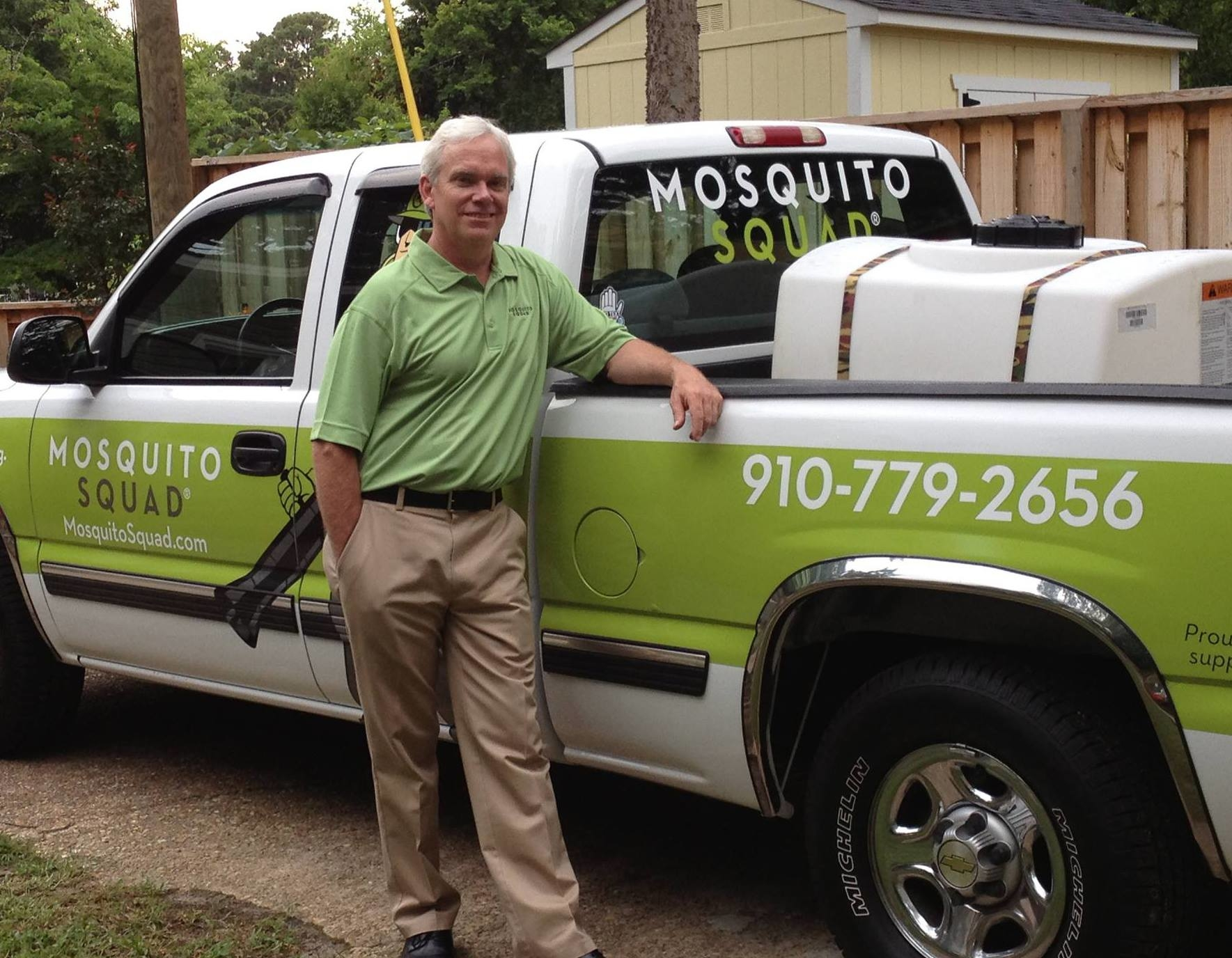 Mosquito Squad of Fayetteville image 3
