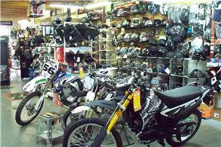 Sherwood Motorcycle & Power Products Ltd in Sherwood Park