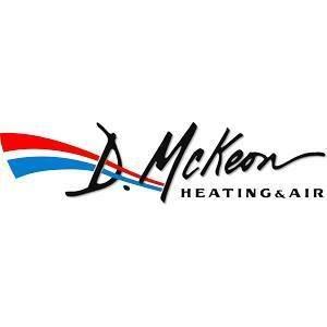 D. Mckeon Heating & Air image 0