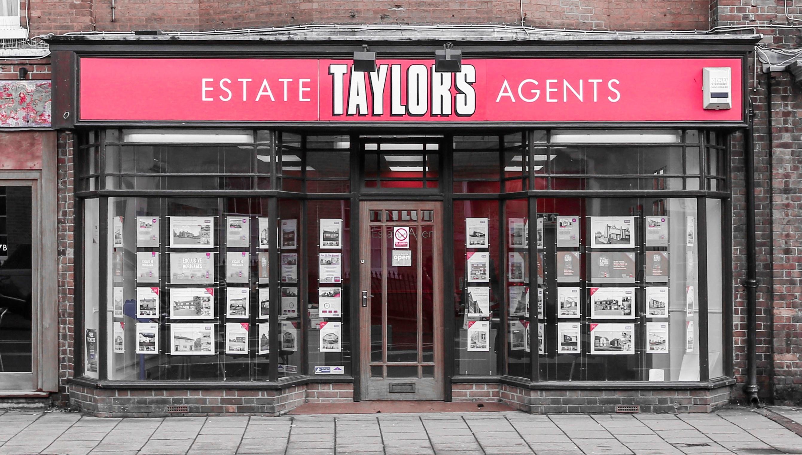 Taylors Estate Agents Hitchin