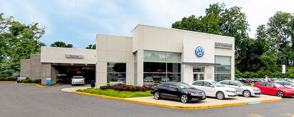 DCH Volkswagen of Freehold image 0