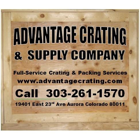 Advantage Crating & Supply Co