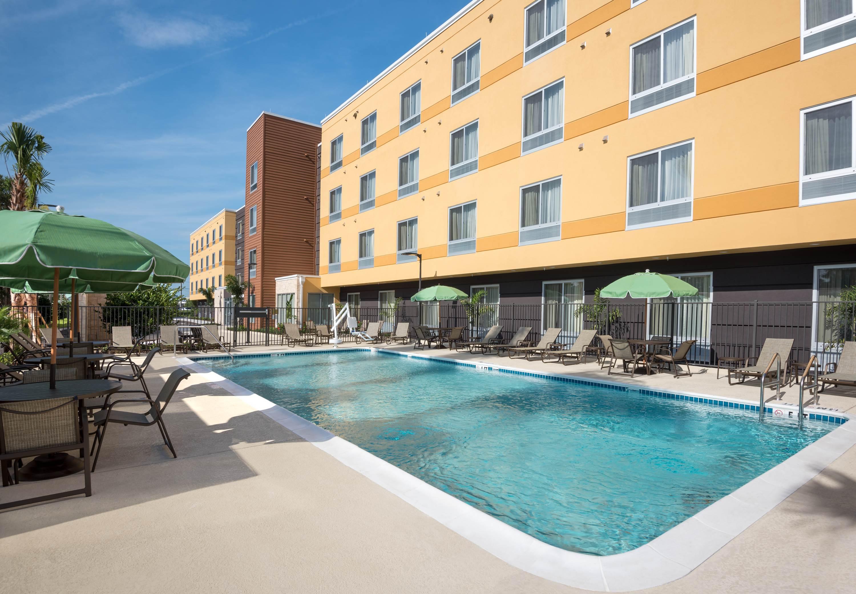 Fairfield Inn & Suites by Marriott Orlando Kissimmee/Celebration image 5