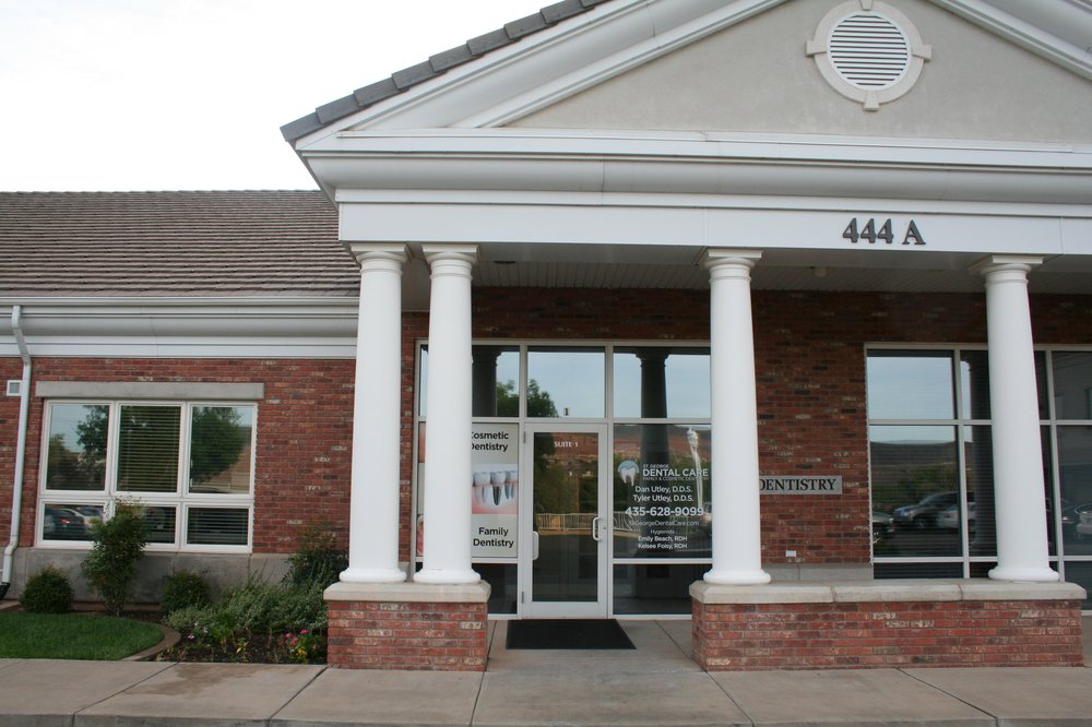 St George Dental Care 444 E Tabernacle St 1 St George