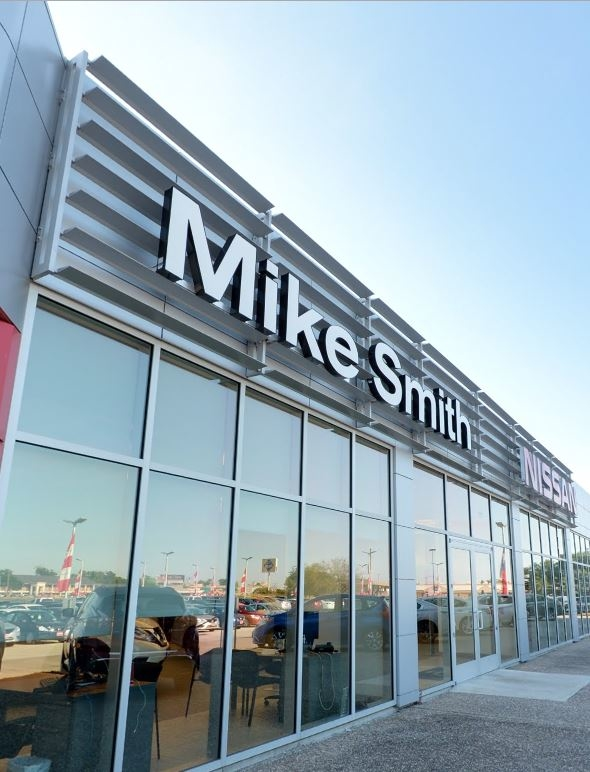 Mike Smith Nissan image 0