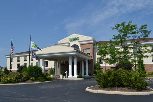 Holiday Inn Express Amp Suites Kent State University In Kent