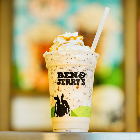 Ben & Jerry's Ice Cream Shake