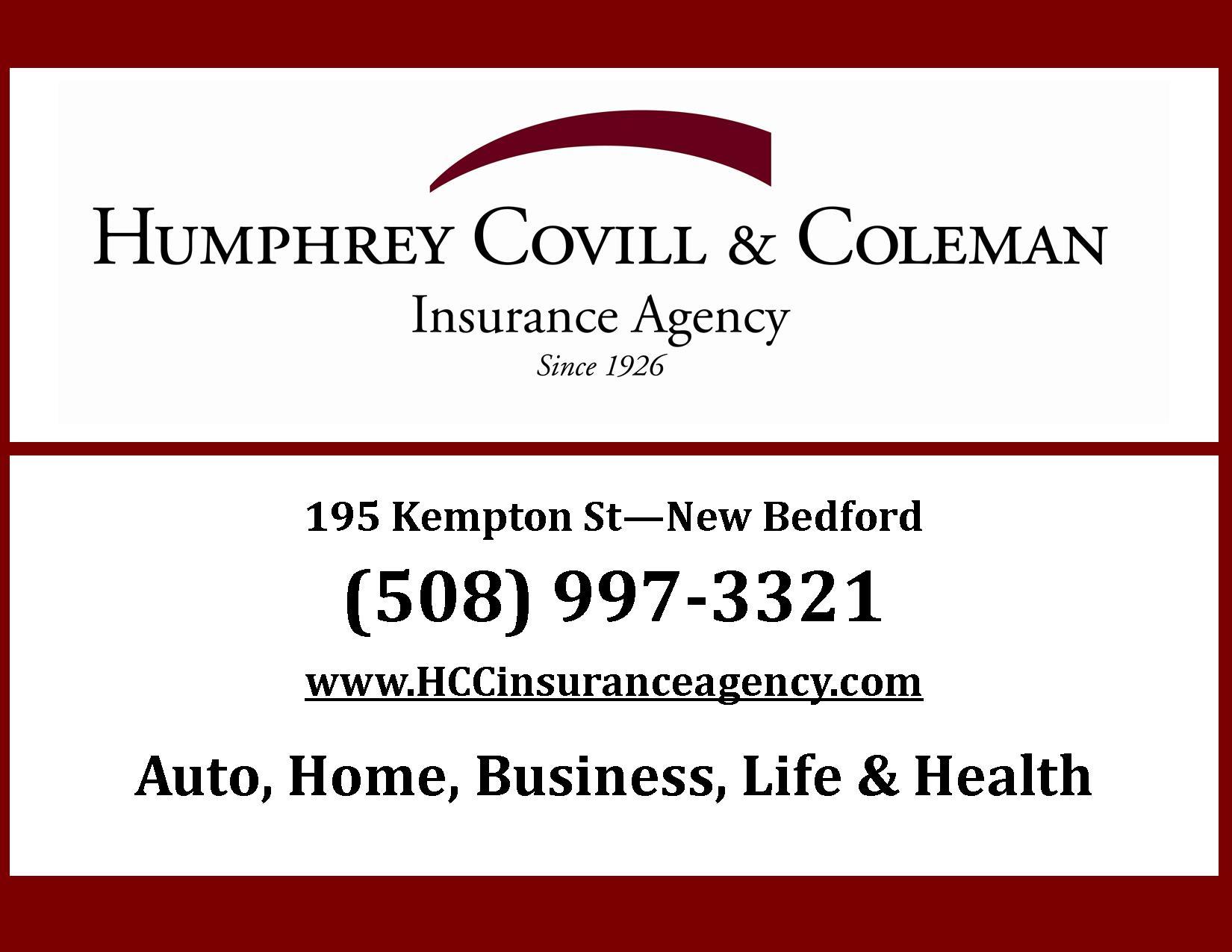Humphrey, Covill & Coleman Insurance Agency Inc. image 1
