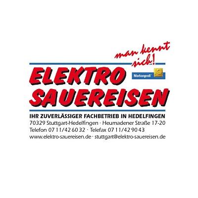Logo von E. & R. Sauereisen GmbH