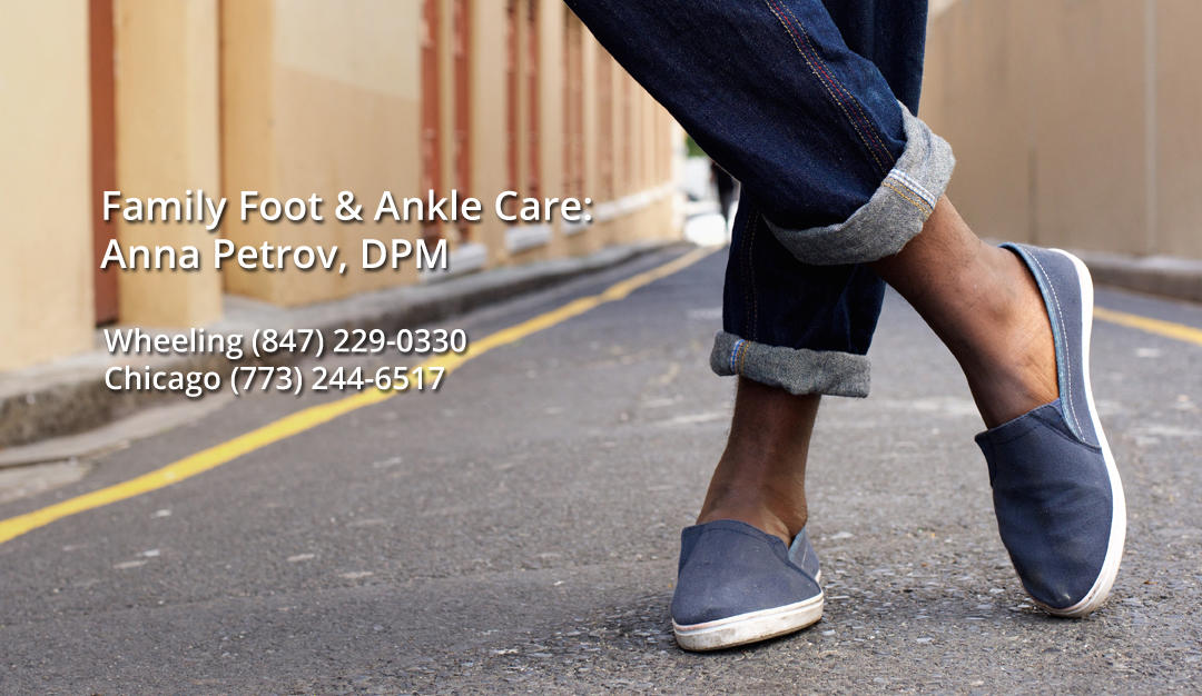 Family Foot & Ankle Care: Anna Petrov, DPM