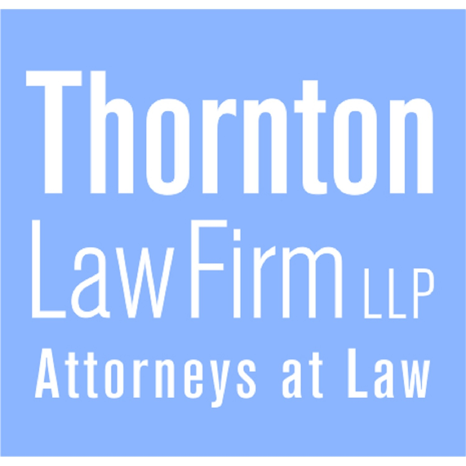 image of Thornton Law Firm LLP