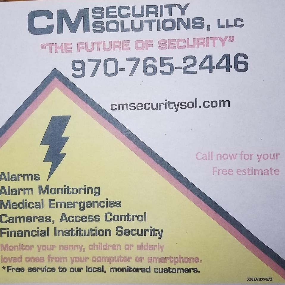 CM Security Solutions