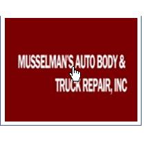 Musselman Auto Body & Truck Repair Inc