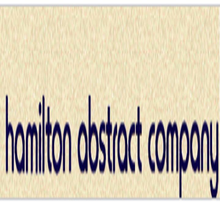 Hamilton Abstract Co