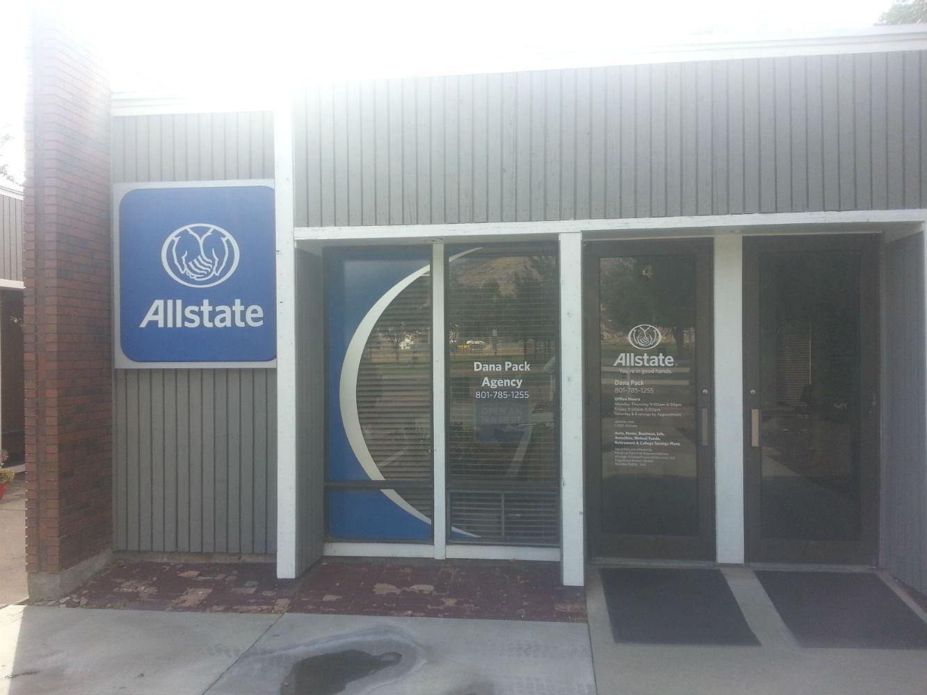 Allstate Insurance Agent: Dana Pack image 1