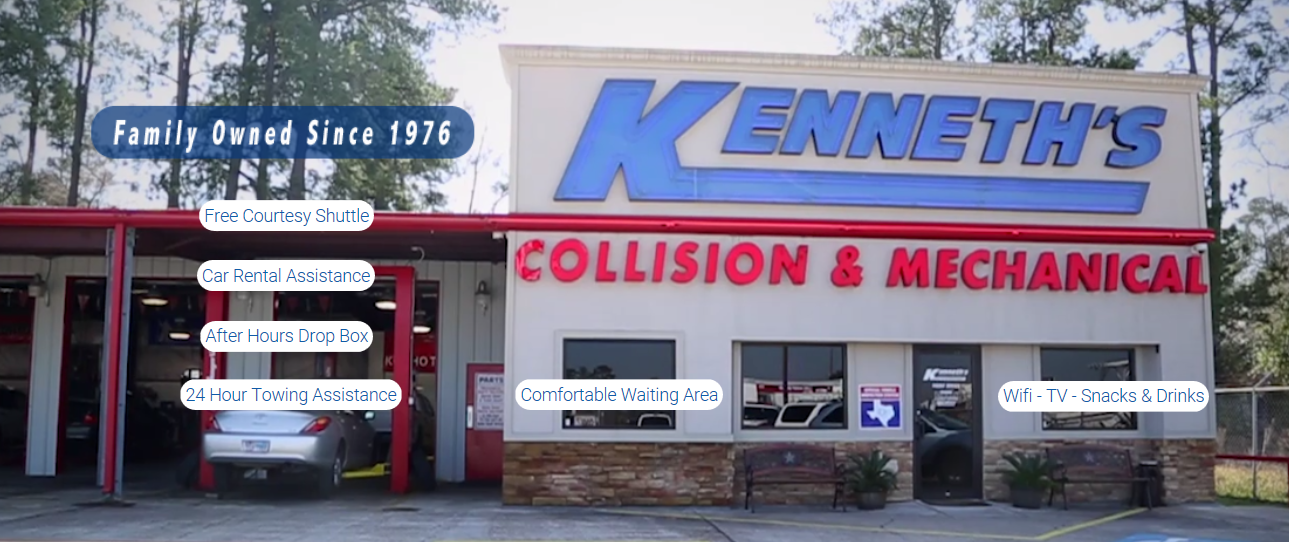 Kenneth's Complete Car Care Center image 0