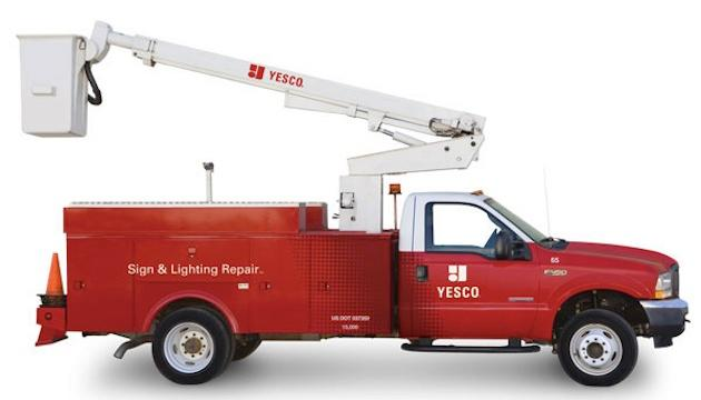 YESCO Sign & Lighting Service image 0