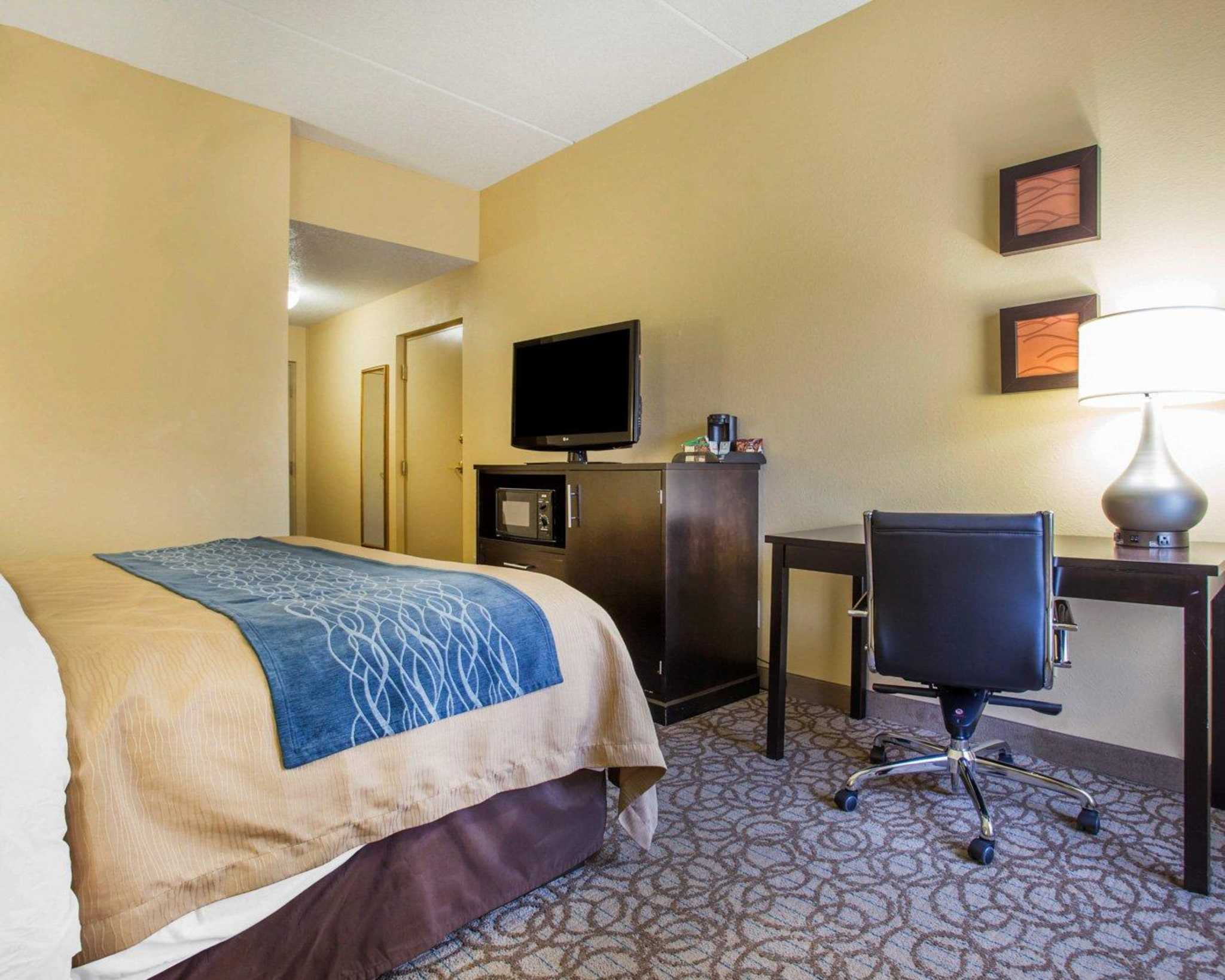 Comfort Inn & Suites at Stone Mountain image 4