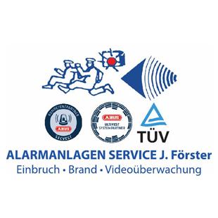 Logo von Alarmanlagen Service Förster