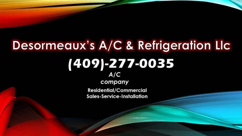 DESORMEAUX'S A/C & REFRIGERATION LLC image 1