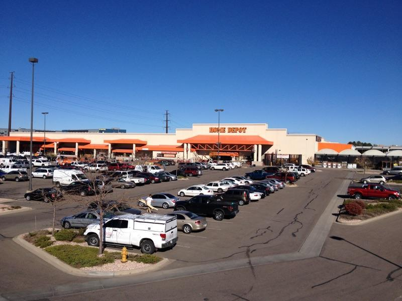 The home depot in denver co 303 765 0 for Home depot 600 exterior street