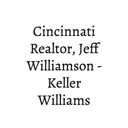 Cincinnati Realtor, Jeff Williamson - Keller Williams