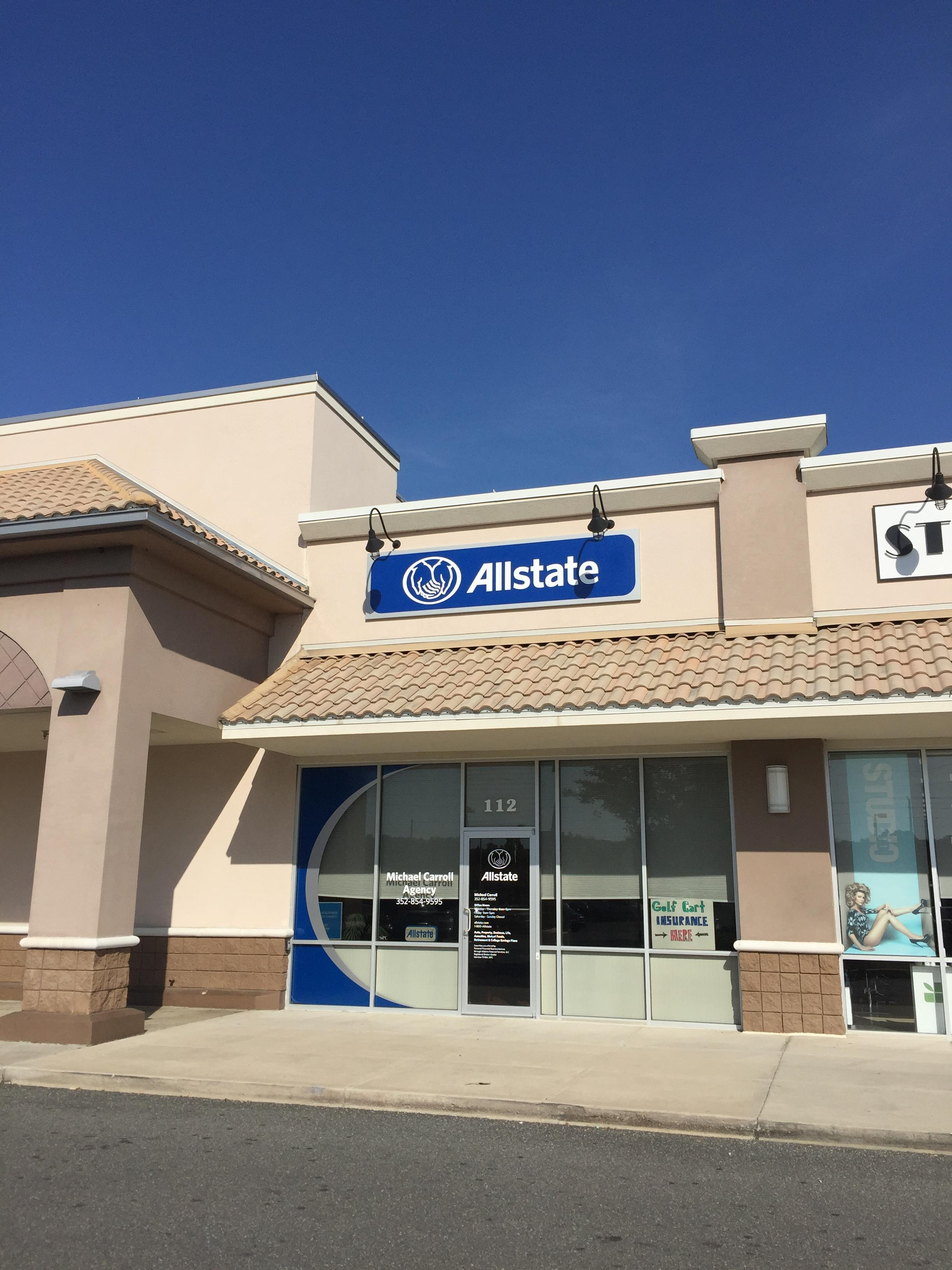 Michael Carroll: Allstate Insurance image 0