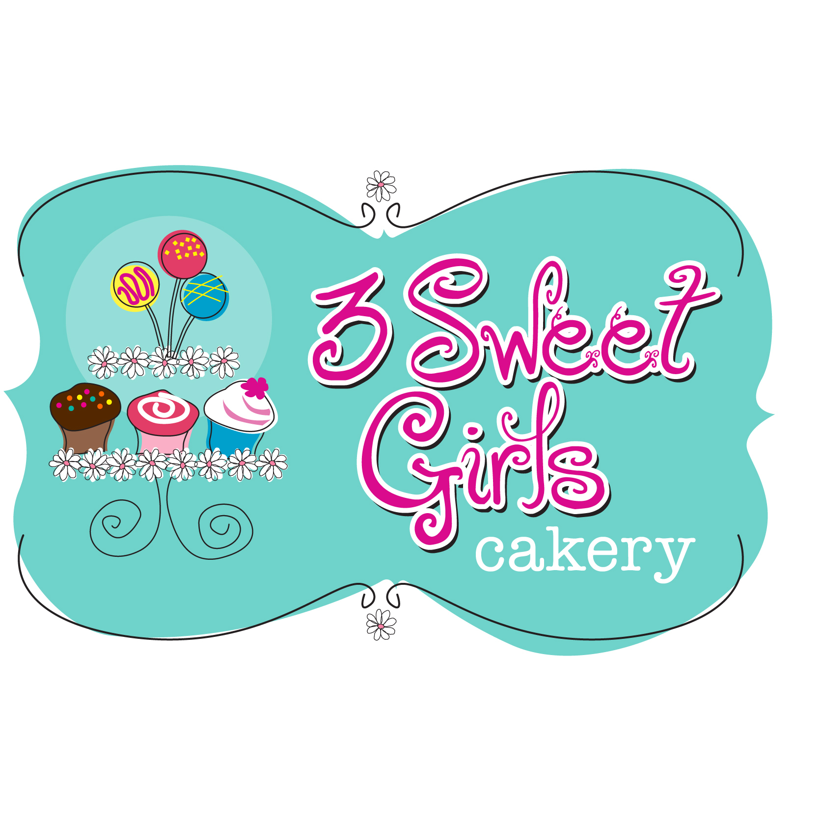 3 Sweet Girls Cakery