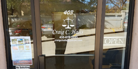 Craig C. Halls, Attorney at Law image 0