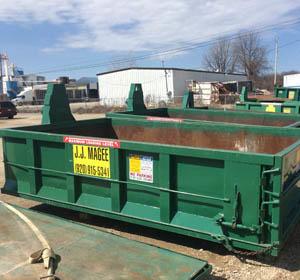 J.J. Magee Dumpsters image 2