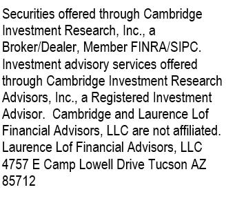 Laurence Lof Financial Advisors