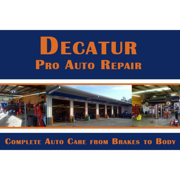 Decatur Pro Auto Repair