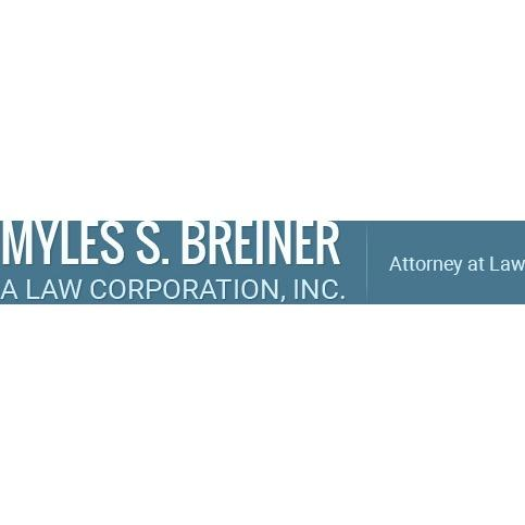 Myles S. Breiner - A Law Corporation, Inc. image 1