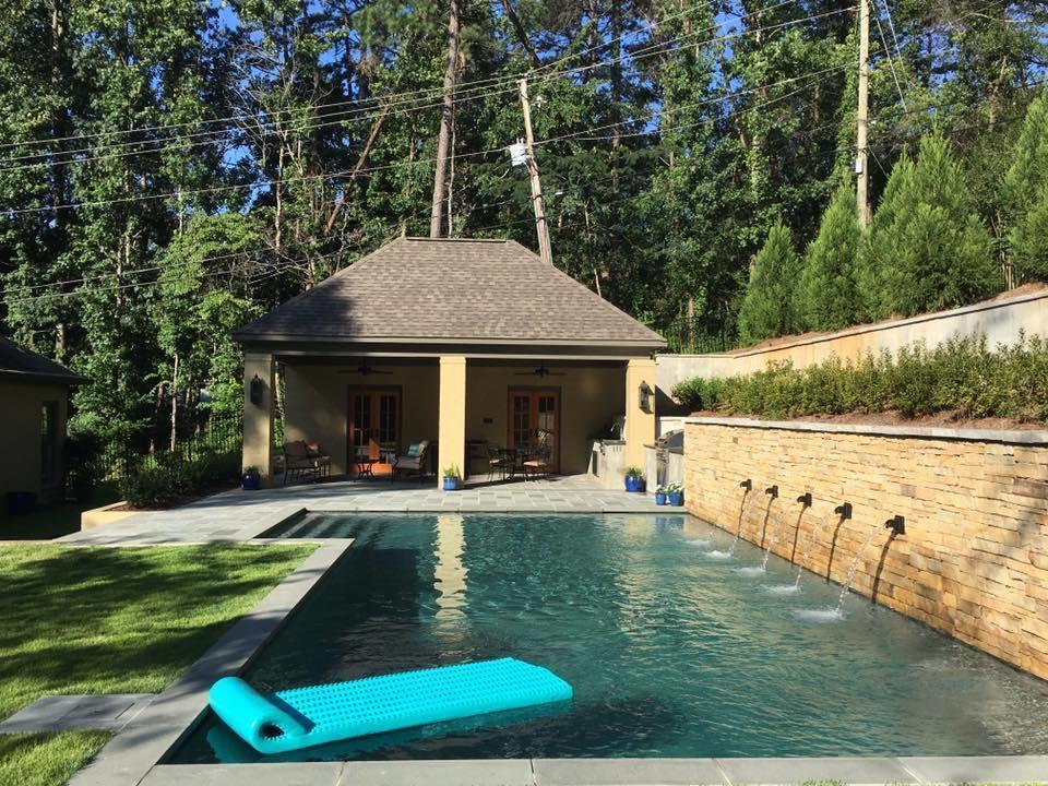 Mancha Hardscapes Pools  and  Spas image 3