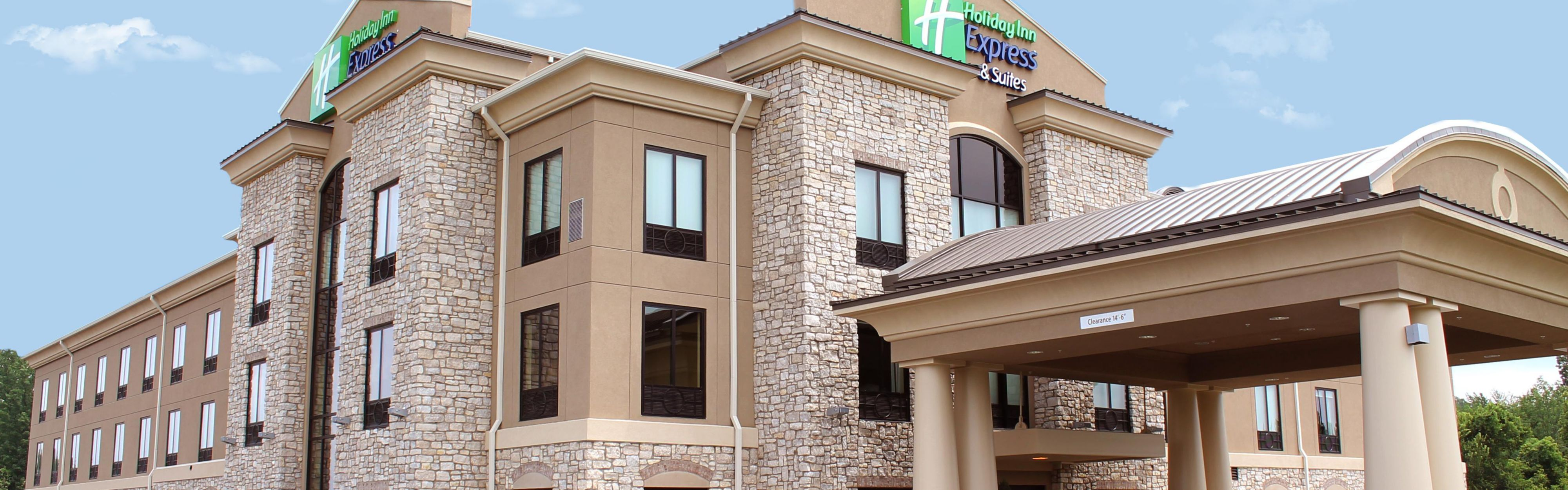 Holiday Inn Express & Suites Paducah West image 0