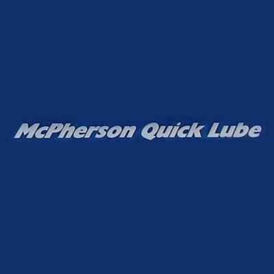 Mcpherson Quick Lube
