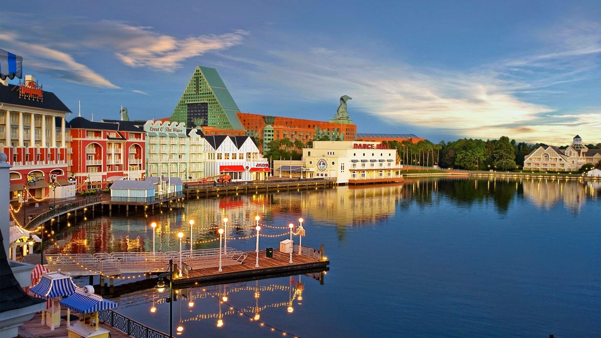 Disney's BoardWalk Villas image 1