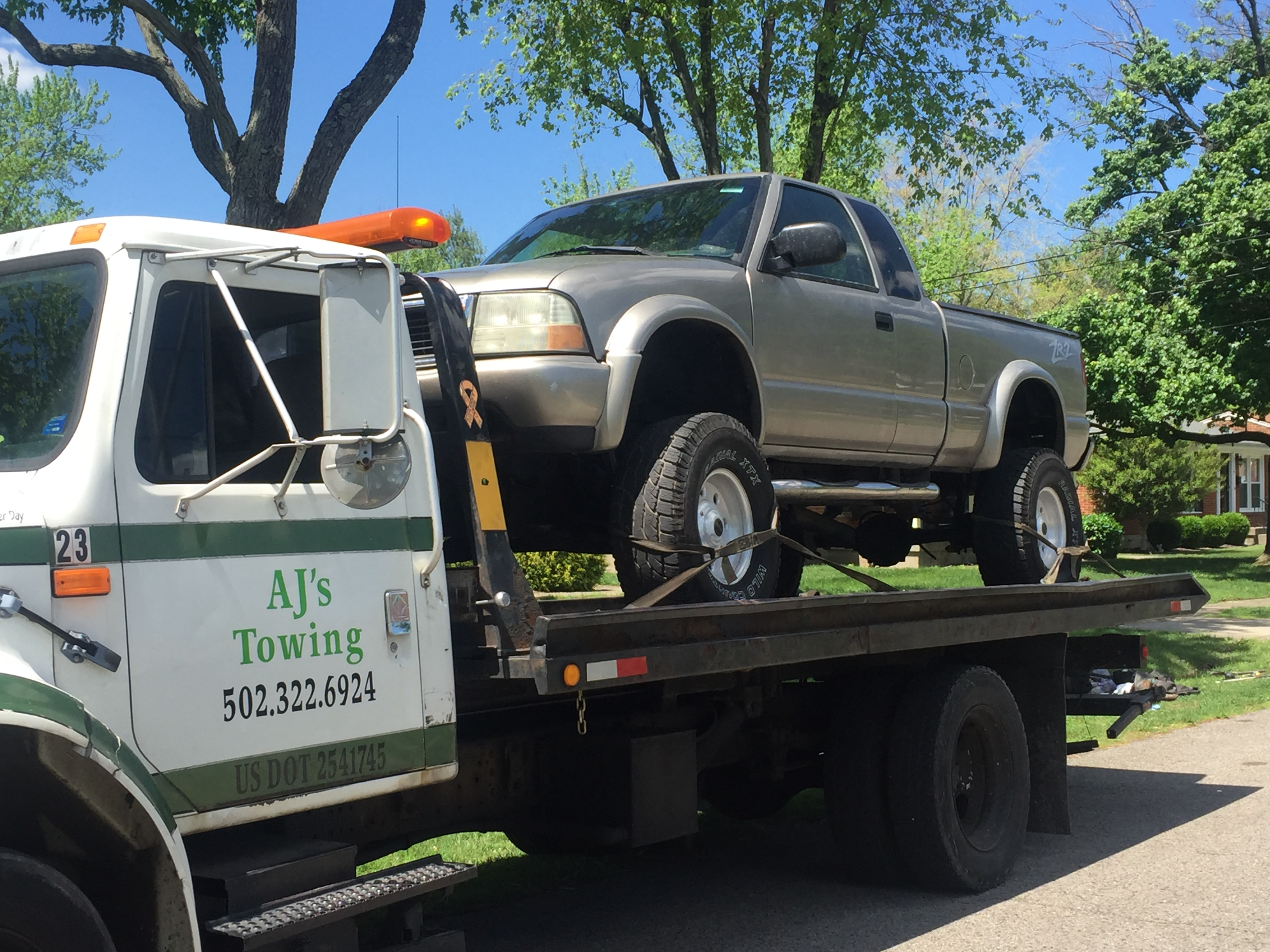 AJ's Towing Service image 19