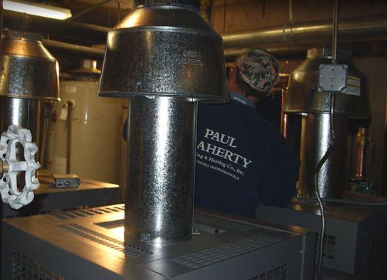 Paul Flaherty Plumbing & Heating Co., Inc. image 20
