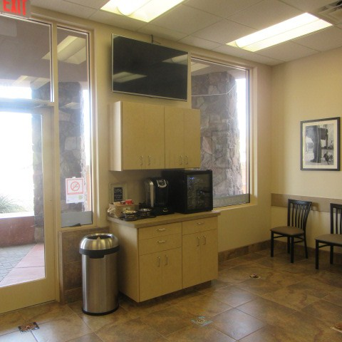 Front Office Coffee Bar