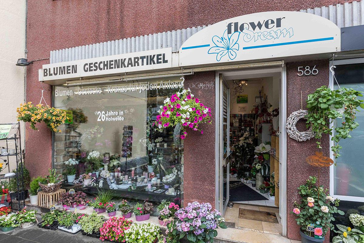 Flower Dream, Bergisch Gladbacher Str. 586 in Köln