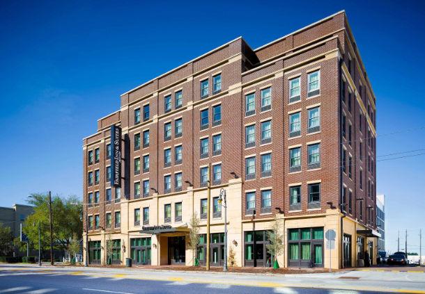 Fairfield Inn & Suites by Marriott Savannah Downtown/Historic District image 0