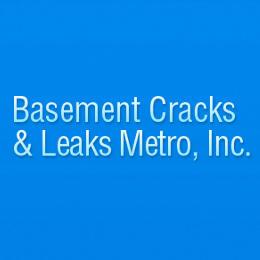 Basement Cracks & Leaks Metro, Inc.