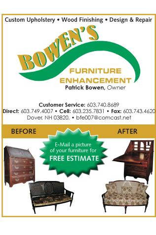 Furniture Repair Shop